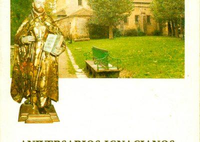 Aniversario Ignacianos 1991